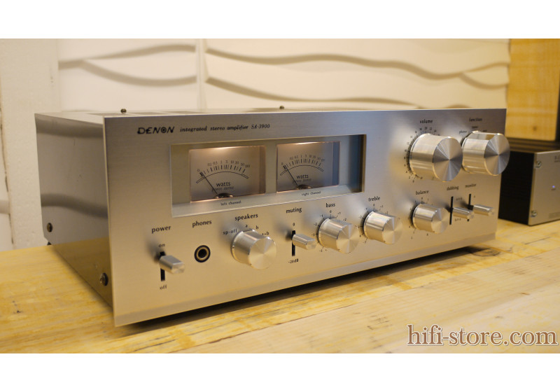 Denon SA-3900 cover