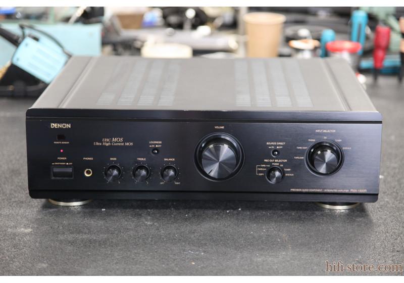 Denon PMA-1500R cover