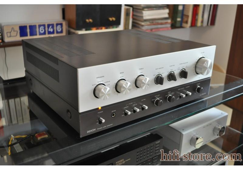 Denon PMA-850 cover