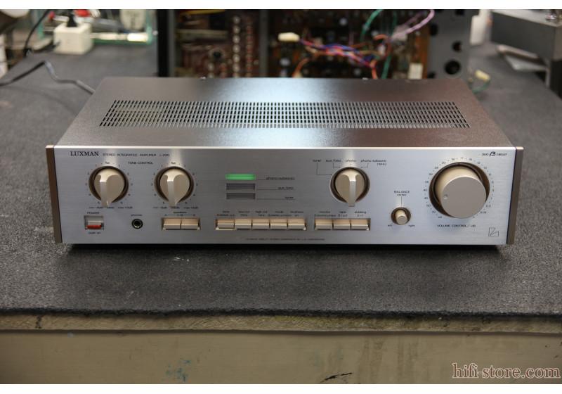 Luxman L-220 cover