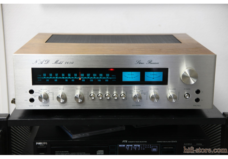 Nad Model-160a cover