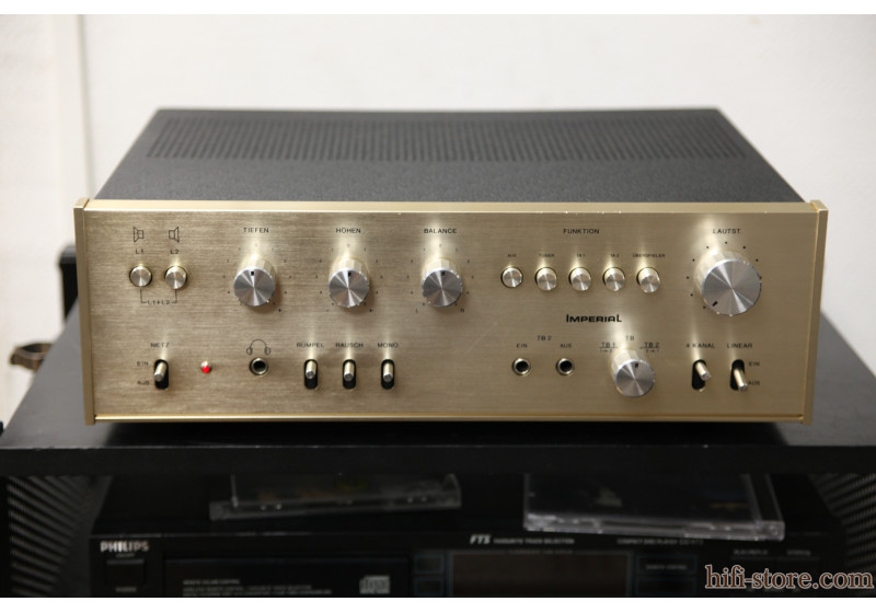 Imperial HF 100 cover