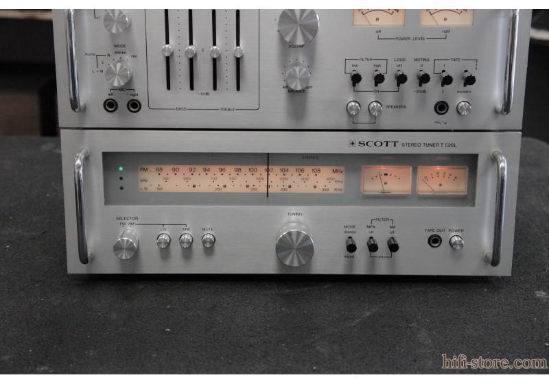 Scott T-526L cover