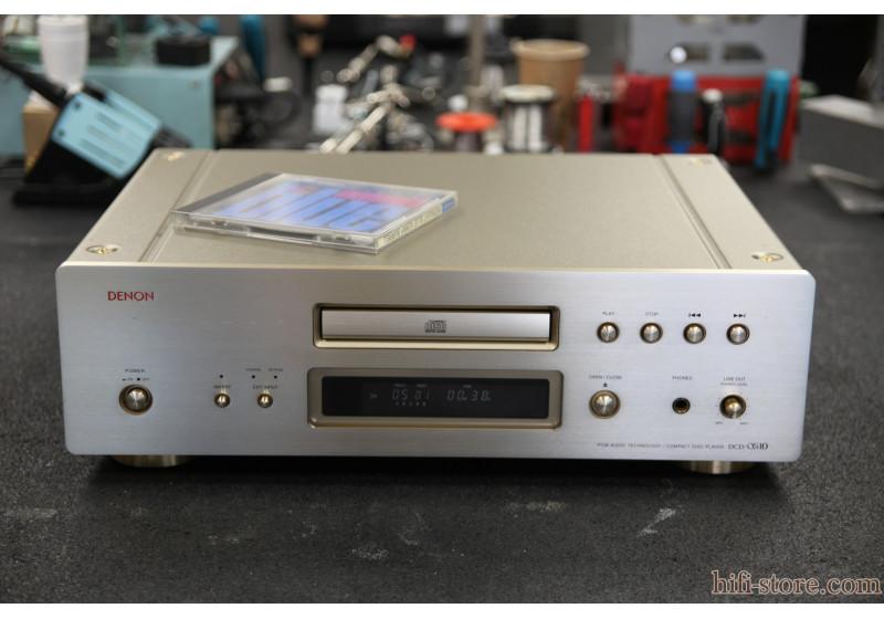 Denon DCD-S10 cover