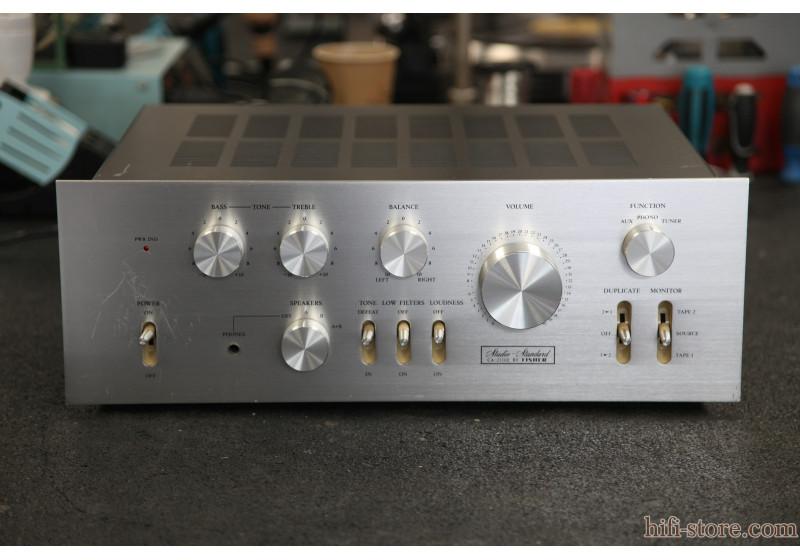 Fisher CA-2110E cover