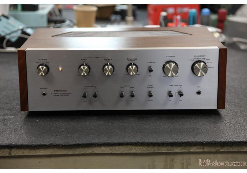 Pioneer SA-600 cover